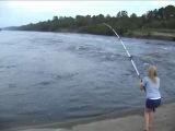 рыбалка на смык