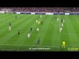 Лион 1-0 Реал Мадрид. Гол Гренье